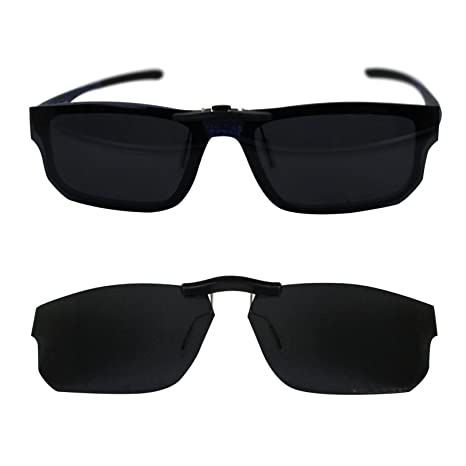 7b2504f4d98d2 For On Voltage Custom Sunglasses Ox8049 Clip Polarized Oakley 55 n1wERFIvE