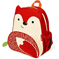Skip Hop Zoo mały plecak dla dzieci, Ferguson Fox