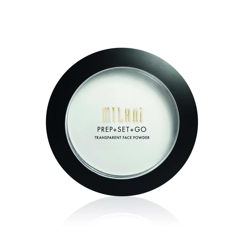 Milani - Polvos Transparentes para Rostro - Prep + Set + Go Milani Cosmetics