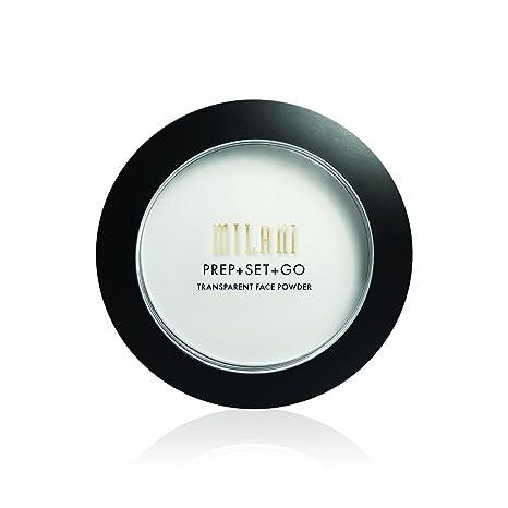 Milani - Polvos Transparentes para Rostro - Prep + Set + Go