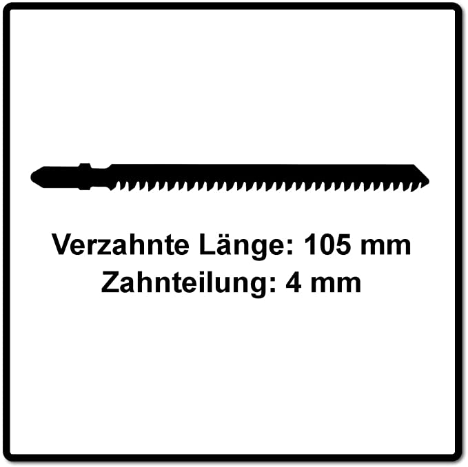 Festool Stichs/ägeblatt S 105//4 FSG//5 – 204327