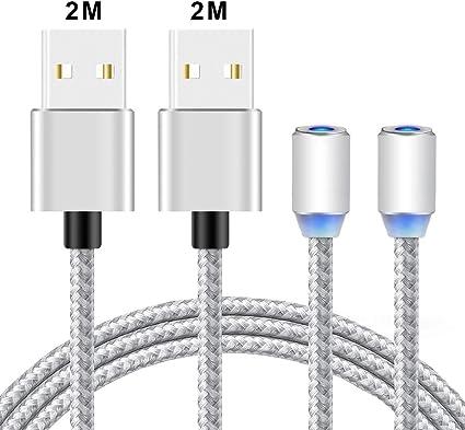 Cavo di Ricarica USB, Lively Life [2,1A 6,6ft] Cavo di
