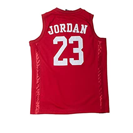 d59846cb9fc Image Unavailable. Image not available for. Color  Nike Jordan Boy s Youth  Classic Mesh Jersey Shirt ...