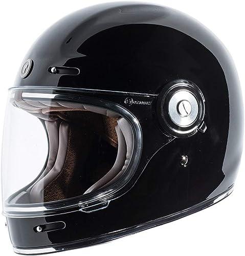 TORC - T105:25 T1 Unisex-Adult Retro Full-face Motorcycle Helmet
