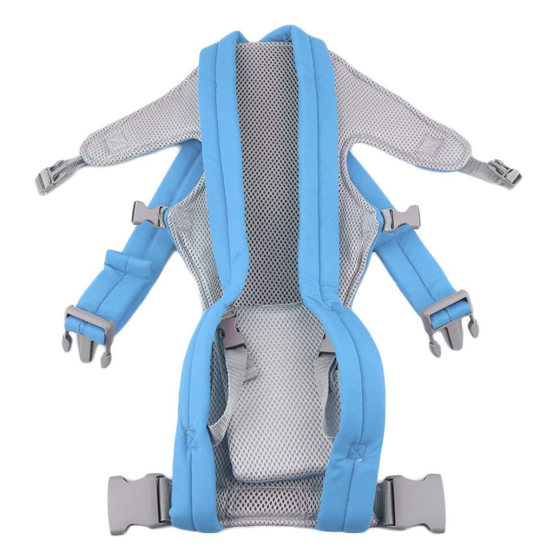 Porte-bébé pour nouveau-né berceau pour enfants Sling Wrap Pouch Bag Front Back Back Rider ToGames-FR