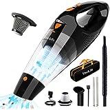 Vaclife Handheld Vacuum, Hand Vacuum Cordless with High Power, Mini Vacuum Cleaner Handheld Powered by Li-ion Battery…