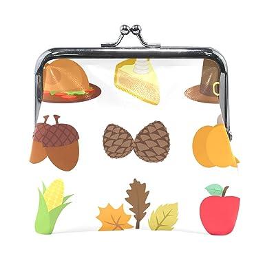 Amazon.com: Thanksgiving - Bolso de mano con diseño de ...