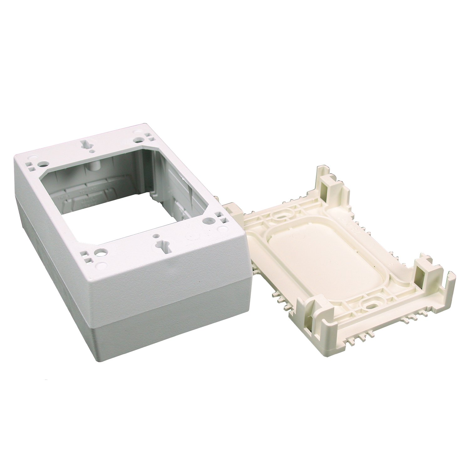 Legrand - Wiremold NM2 Switch/Outlet Box - Electrical Boxes - Amazon.com