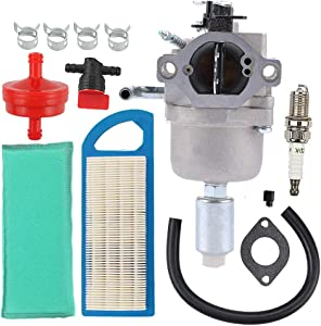 Butom 594593 Carburetor for 591731 796109 590400 796078 498811 794161 795477 w/Air Filter Tune Up Kit