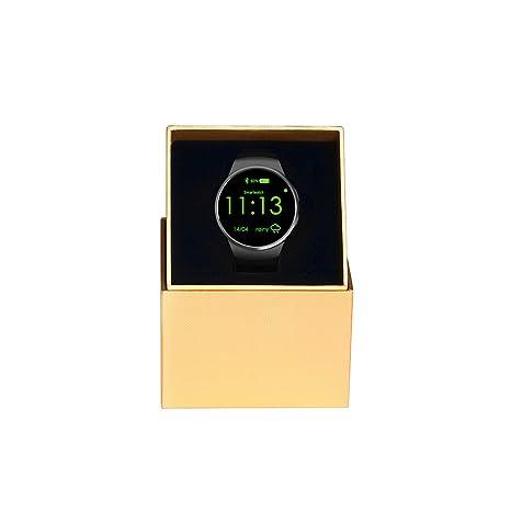 Smart Teléfono Móvil – Podómetro Pulsera Pulsómetro, fitness Tracker Pulso Reloj de pulsera, fitness