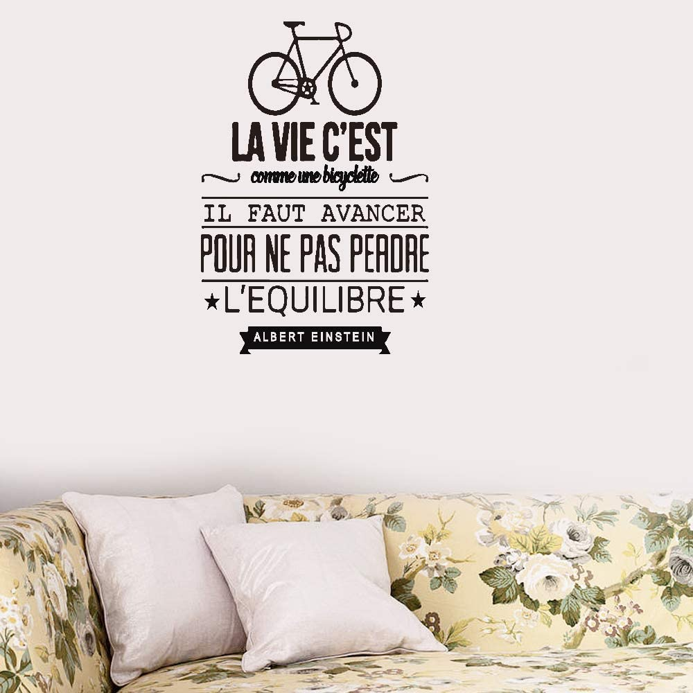Amazon Com Maseo Wall Sticker Quote Wall Decal Funny Wallpaper