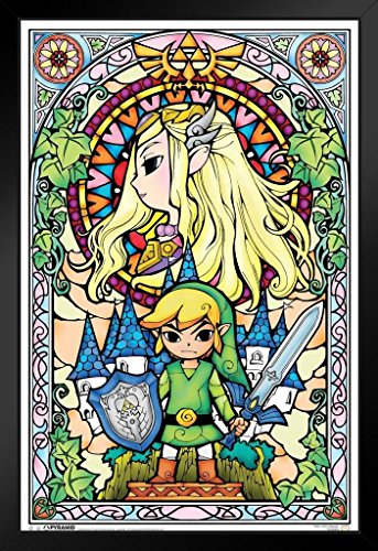 The 10 best zelda poster stained glass for 2018