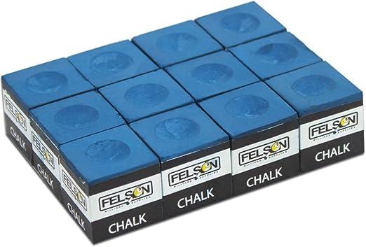 Felson Billiard Supplies Pool Cue Chalk Cubes - Best Affordable Pick