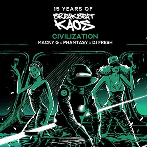 Breakbeat Bass - Civilization