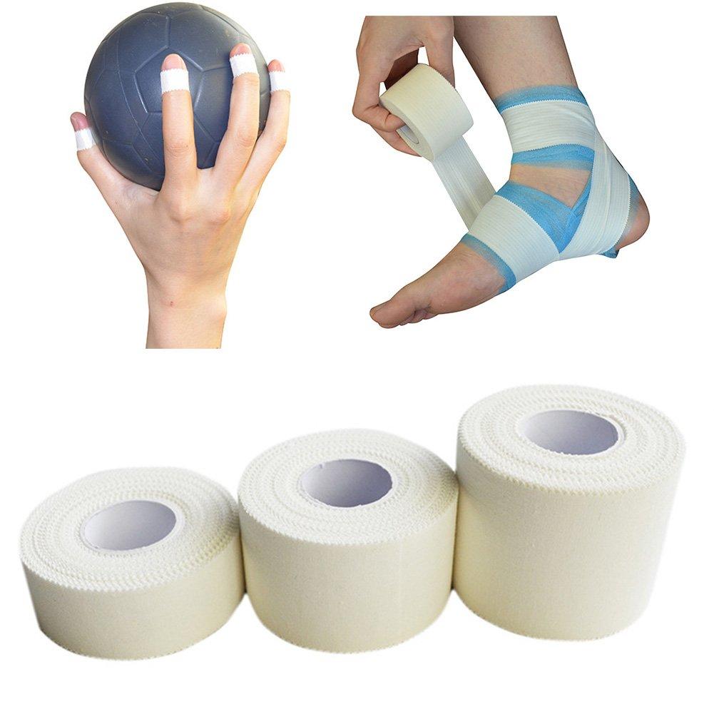 Garza elastica, Medical sport Wrap morbido Underwrap sport Physio tape BANDAGE Body reggiatura, Underwrap nastro sportivo Tookie