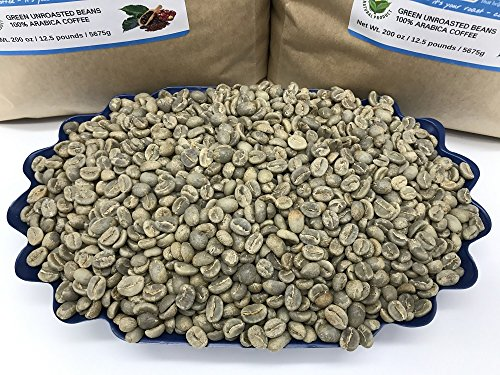 25-lbs COLOMBIA – ADVENTURE SERIES – Unroasted Green SPECIALTY-GRADE Coffee Beans, FRESH-HARVEST – HUILA known for Producing Best Coffee in Colombia – Sustainably Grown under Rainforest Canopy-1750M by Smokin Beans (Image #3)