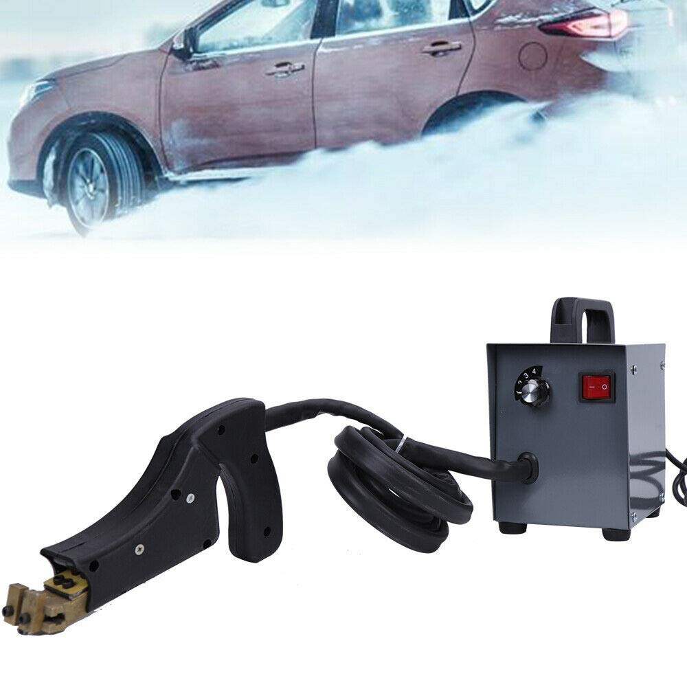 Tires Grooving Machine, 350W Manual Tire Regroover U, V-Straight Line Type Tire Groover Grooving Iron for Truck, Off-Road, Car 220V