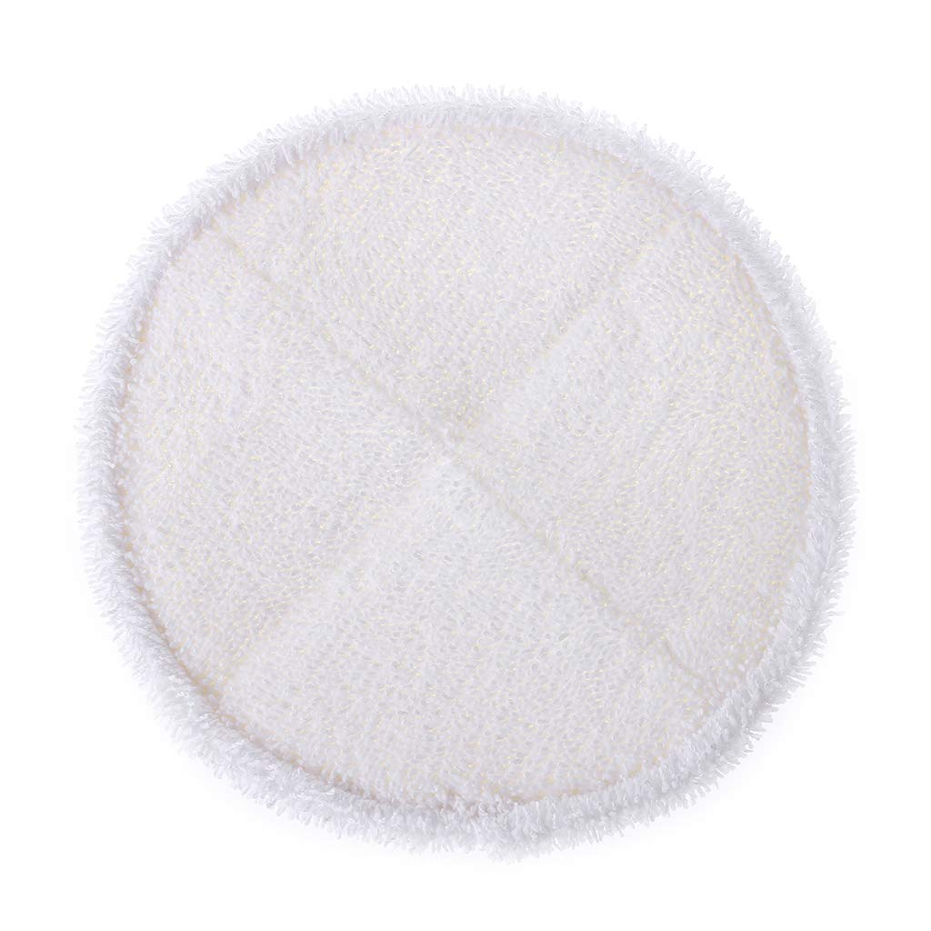 Sarora - 2 Pack Mop Pads Replacement for Bissell Spinwave 2039A 2124 - Washable Cleaner Steam Replace Pad