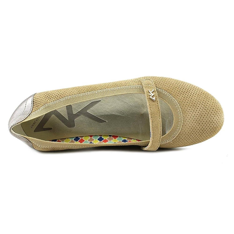 Amazon.com   Anne Klein Women's AK7Don't Stop Natural Sneaker 8 M   Flats
