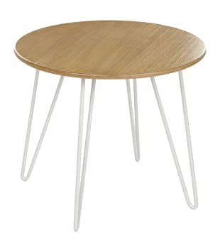 Basse Table Esprit Gris Coloris Design Scandinave WEDI2H9