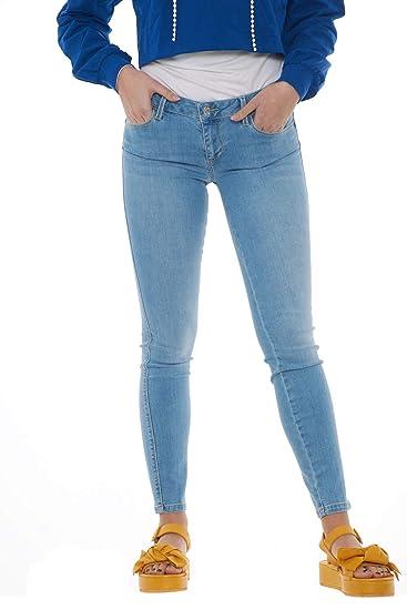 Liu Jo Jeans for Sport B.UP Divine REG W Slim -Light blue-26  Amazon.co.uk   Clothing d7f76d37e51