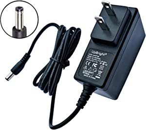 UpBright 24V AC/DC Adapter Compatible with 24Volt Hyper HPR350 Motorcycle 24 Volt Ride On Electric Dirt Bike Has Auto Shut Off HPR 350 HYP-350-1000 24VDC Power Supply Battery Charger (w/Barrel Tip)