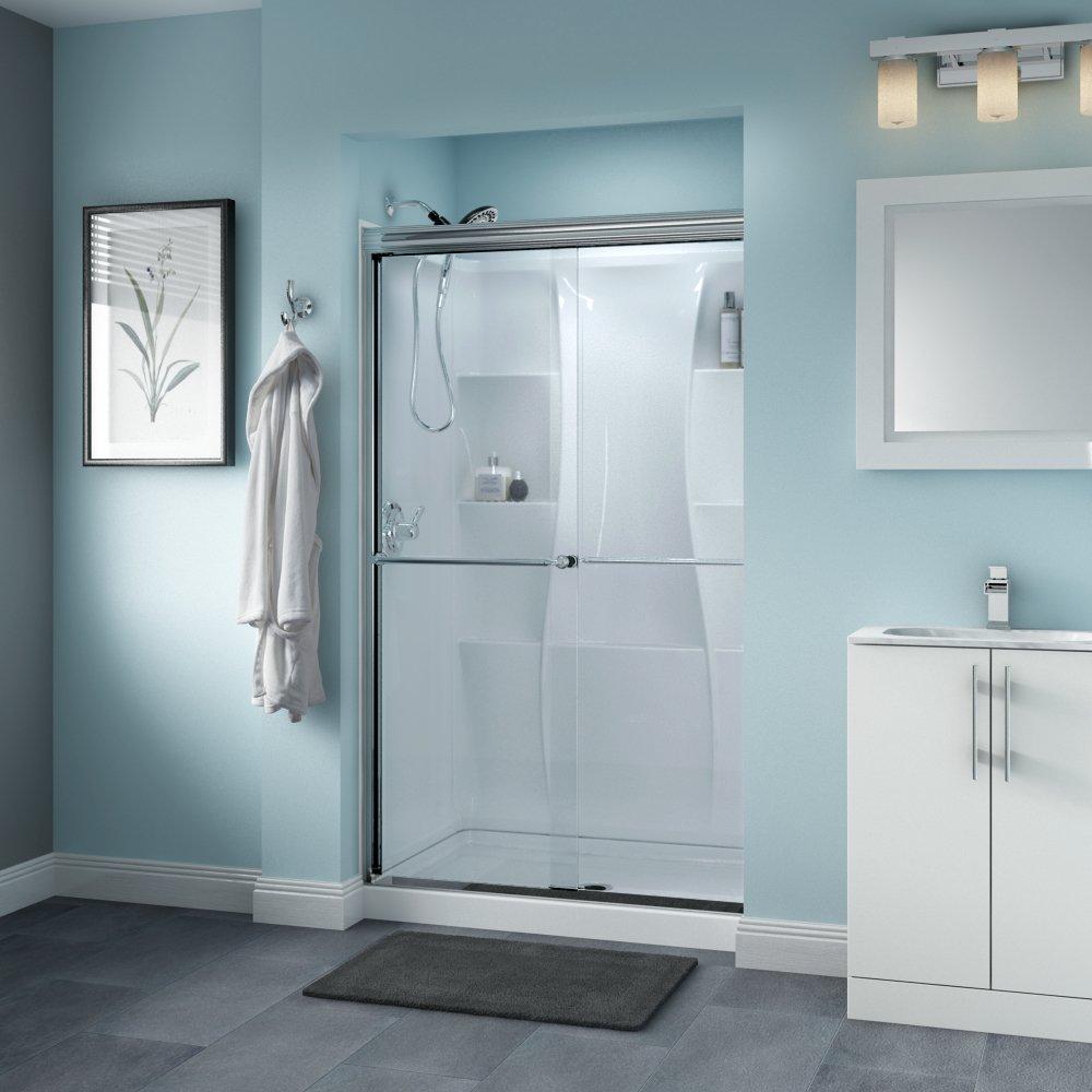 Delta Shower Doors SD3276445 Linden 48\