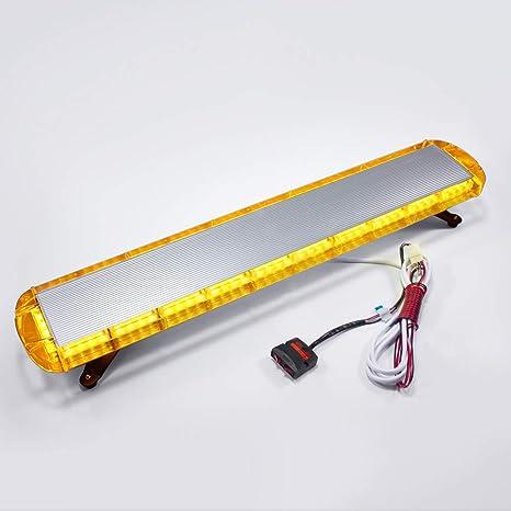 Amazon.com: Luz estroboscópica de bajo perfil para techo de ...