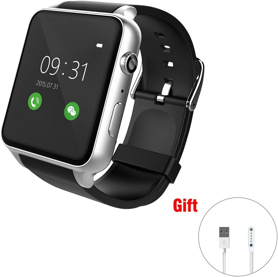 Amazon.com: K KAIMORUI Smart Watch Pedometer Heart Rate ...