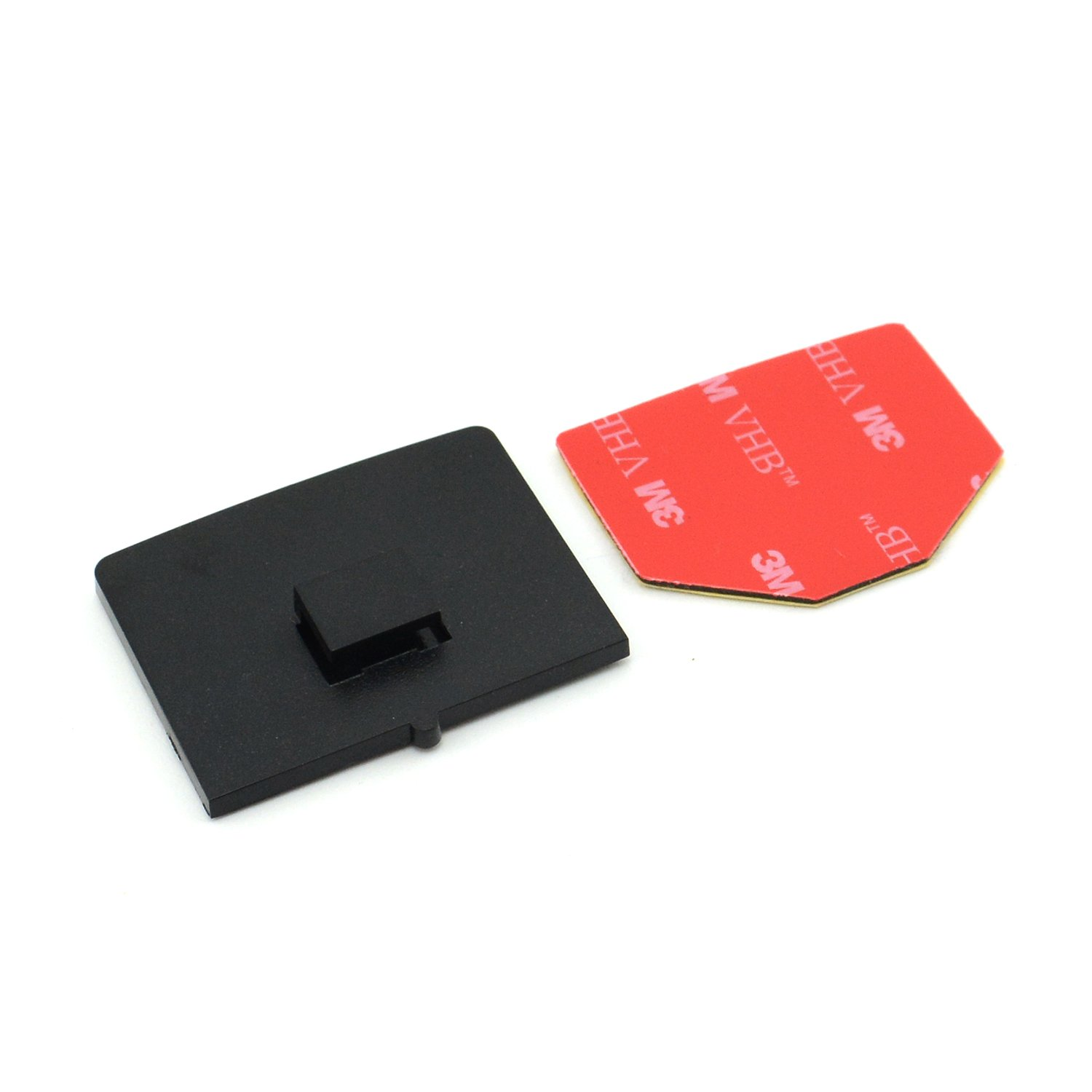 iSaddle 3M Adhesive Mount Holder/w Additonal 3M Adhesive Pad for in Dash Camera Rexing V1 V1P V1N A118 A118C A118-C B40