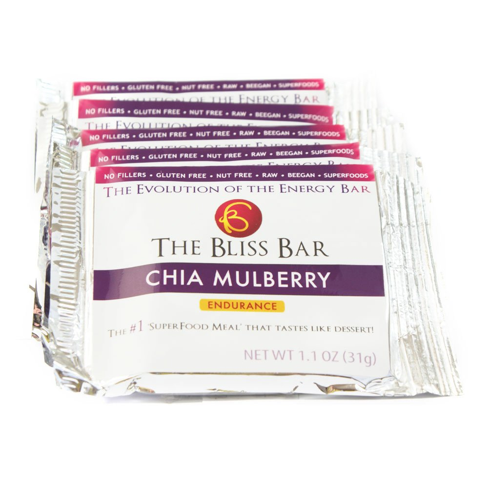 La barra de Bliss Chia Mulberry 5 hilos.: Amazon.com ...