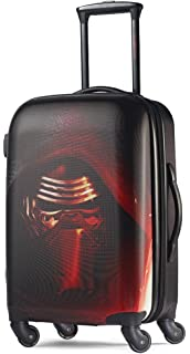 American Tourister Star Wars 21 Inch Hard Side Spinner (One Size, E7 Kylo Ren