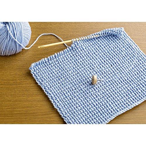 Clover Takumi Bamboo Interchangeable Tunisian Crochet Hook Set by Clover (Image #1)