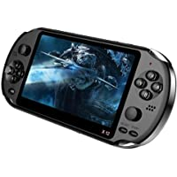 X12 Handheld Game Console 8G 32/64/128 Bit HD Color LCD Screen 3000 Games Kid Video Retro Portable Handheld Game Player…