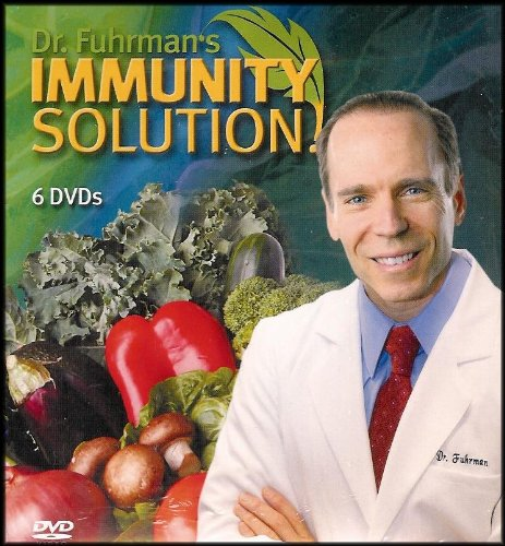 Dr. Fuhrman's Immunity Solution! Plus Disease Specific Nutritional Solutions (6 ()