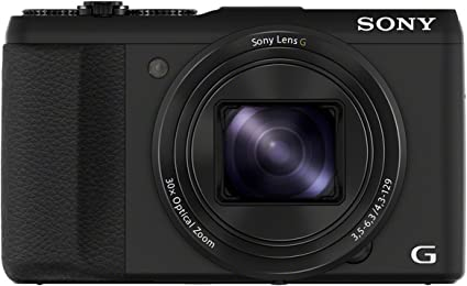 Sony Cyber-Shot DSC-HX50 - Cámara compacta de 20.4 MP (Pantalla de ...