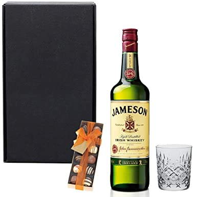 Luxury Jameson Whiskey Gift