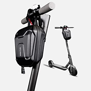 5L EVA Hard Shell Hanging Storage Bag For Xiaomi M365 Electric Scooter Black
