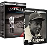 Baseball: A Film by Ken Burns + Ken Burns: Jackie Robinson DVD Combo