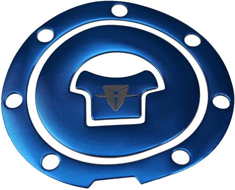 Blue PRO-KODASKIN Motocycle Gas Tank Cap Filler Cover for Honda VFR800 CBR600RR CBR1000RR CBR1100XX