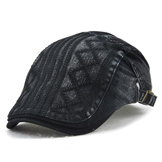 Gespout Sombreros Gorras Boinas Hombres Mujer Hat Flat Cap ...
