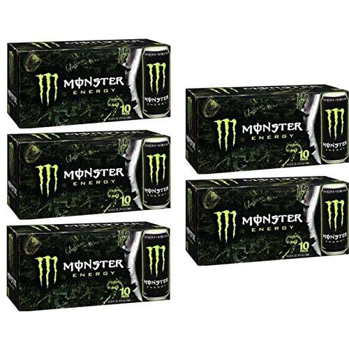10 pack of monster energy drinks - 8