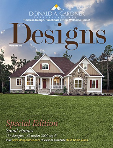 Designs - Special Edition of Small Homes