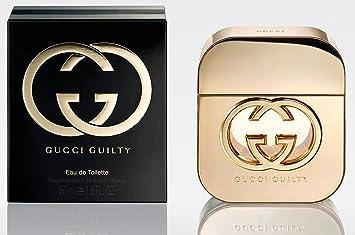 056715cc047 Amazon.com   Gucci Guilty Perfume for Woman By Gucci Eau De Toilette 50ml 1.7  Fl.oz Spray   Beauty