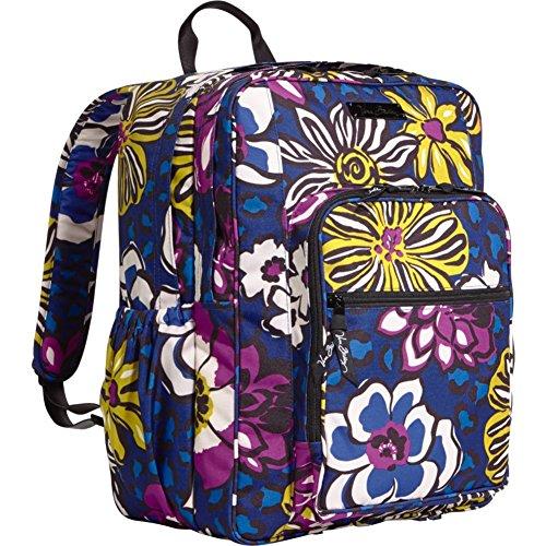Vera Bradley Women's Lighten Up Large Backpack African Violet Backpack