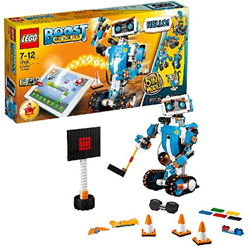 LEGO - 17101 - Boost - Mes Premières Construction...