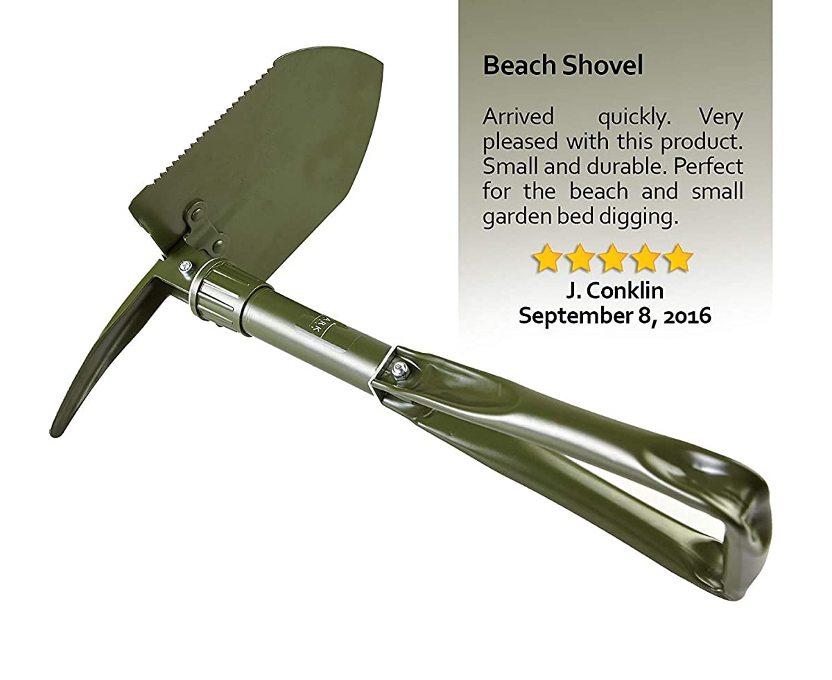 Off Road Shovel Camping Military- Loop Handle Knife Gear Sand Japanese Straight Stainless Steel Fold Entrenching Shovel Tools & Home Improvement Hardware Camping Hunting e tool Gerber Folding Shovel