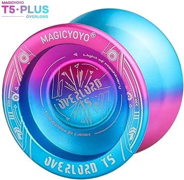 Amazon.com: YOSTAR MAGICYOYO T5 Plus Overlord Yoyo - Bolas ...