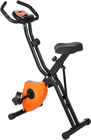 Profun Bicicleta Estática Plegable App 10 Niveles de Resistencia ...