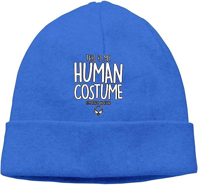 Este es mi Disfraz Humano Sombrero Unisex Gorro de Estiramiento ...